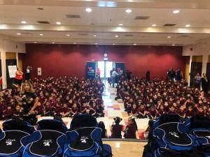 Telemundo T-Visita Para el Regreso al Colegio
