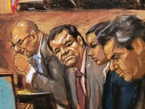 AP: testigo dice que El Chapo pagó soborno a Peña Nieto
