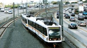 Retrasos en la Metro Gold Line