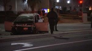 Un muerto y varios heridos por presunto ladrón de auto