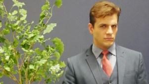 """Pablo Azar regresa a la televisión en """"La Fan"""""""