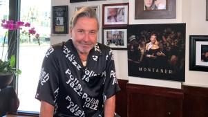 """Montaner: su yerno estaba """"asustado"""" de trabajar con él"""