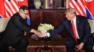 Trump asegura que Norcorea ya no es una amenaza