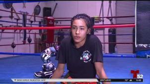 Busca romper los estereotipos en el deporte del Muay Tai