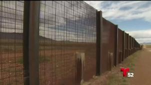 Muro fronterizo alto sería impenetrable, según ensayos