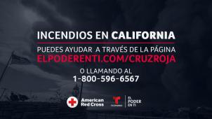 Como ayudar a las personas afectadas por el incendio Woolsey en California