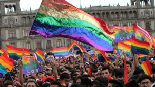 Una marea arcoíris cubrirá la capital mexicana