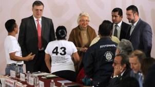 Ayotzinapa: instalan comisión para hacer justicia