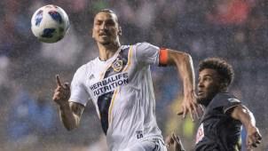 MLS reconoce gol de Ibrahimovic como el mejor del año