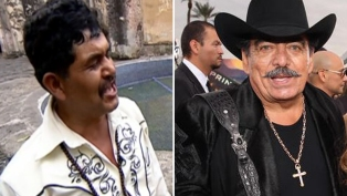 Video: Admirador le canta a Joan Sebastian