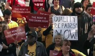 Aprueban medida para proteger a inquilinos en LA
