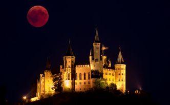 El espectacular eclipse lunar más largo del siglo