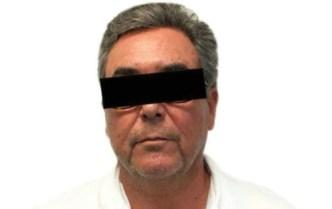 México detiene a exgobernador buscado por EEUU