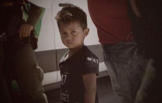 Súplica a Trump de un niño inmigrante detenido en EEUU