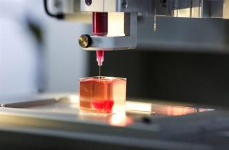 Histórico: crean en 3D corazón con tejido humano y late