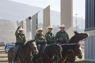 Trump amenaza con retirar agentes fronterizos en California