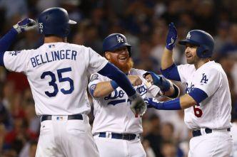 Bellinger, Pederson y Puig guían a Dodgers a triunfo