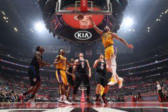 Los Clippers reciben a los Lakers