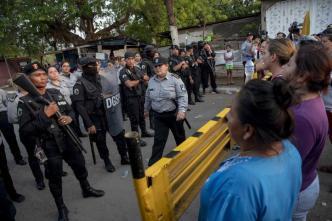 Nicaragua: un muerto y seis heridos dentro de cárcel