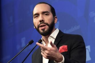 Bukele acusa a líderes del FMLN de financiar pandillas