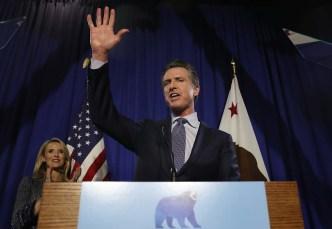 Gavin Newsom será el nuevo gobernador de California