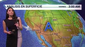 Cielo soleado en el sur de California, las temperaturas te sorprenderán