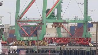 Muere un trabajador del puerto en accidente laboral