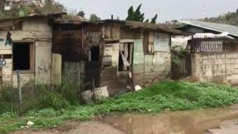 Alerta por fuertes lluvias en Tijuana