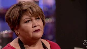 Ariadna dice adiós a MasterChef Latino