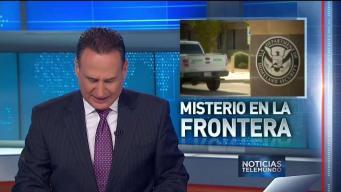 Buscan aclarar muerte de agente fronterizo