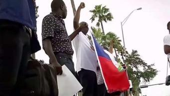 Cancelan el TPS para miles de haitianos protegidos