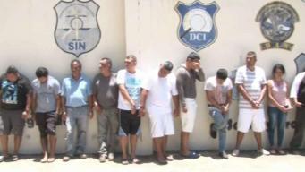 Capturan banda de tráfico de personas