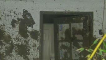 Casas en Encino sufren efectos de deslaves