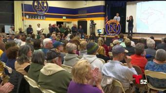 Comunidad Ojai organiza reunión por incendio en Thomas