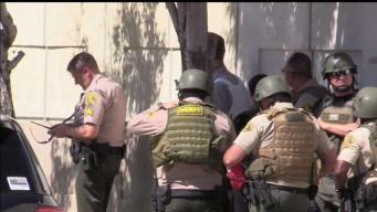 Continúa prófugo sospechoso de herir a oficial