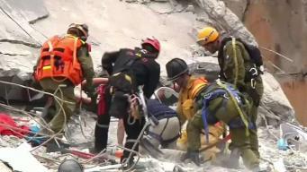 Cruz Roja continúa brindando ayuda a víctimas de terremoto en México
