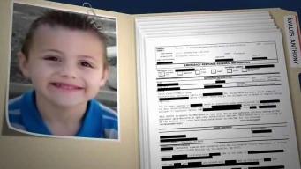 Documentos revelan quejas de abuso hacia niño