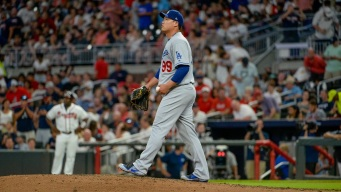 Bellinger pega su 41er jonrón y Dodgers vencen 8-3 a Bravos