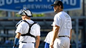 Yanquis pegan 3 jonrones ante Kershaw y vencen a Dodgers