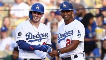 Con 7 jonrones, Dodgers doblegan a Rockies