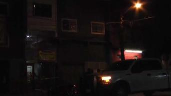 Encuentran cuatro cuerpos calcinados en Tijuana