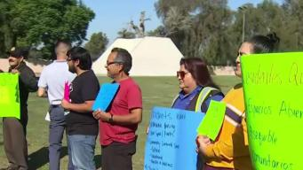 Entablan demanda contra Santa Ana y Garden Grove