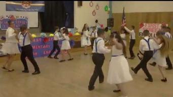 Estudiantes se preparan para campeonato de baile