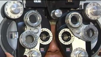 Exámenes de la visión gratis