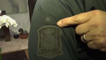 Fanáticos españoles confían en su equipo