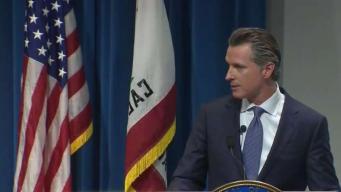 El gobernador de California revela detalles sobre presupuesto