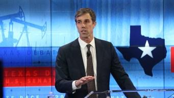 "O'Rourke: quizás fui muy lejos al llamar a Cruz ""mentiroso"""