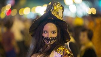 West Hollywood celebra su evento anual de Halloween