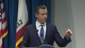 Gobernador de CA anuncia su plan presupuestal