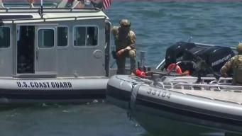 Guardia Costera incauta 40,000 libras de drogas